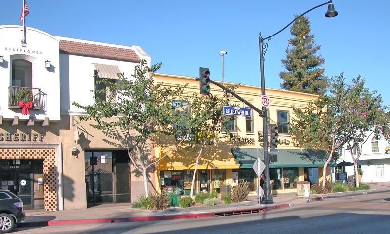 Bellflower Blvd
