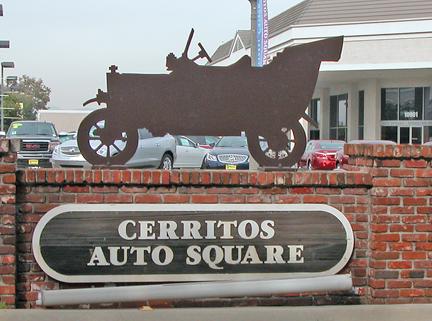 Cerritos Auto Square